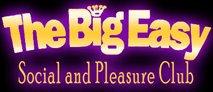 The Big Easy Retina Logo