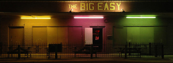 The Big Easy front entrance