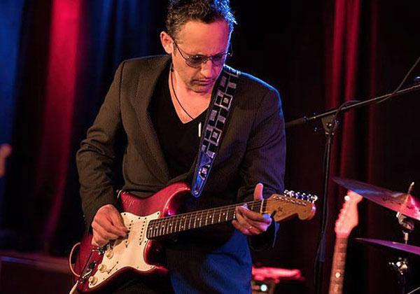 Tony Vega at The Big Easy