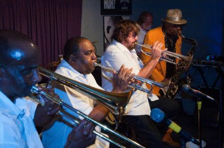 Grady Gaines Band