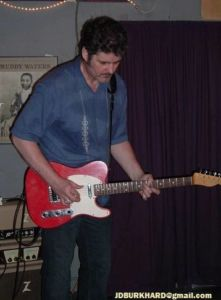 Guitarist for Tommy Dardar